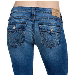 True Religion Women's Skinny Super Stretch Jeans